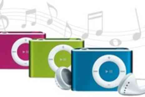 UKCJS - 2GB shuffle MP3 player - Save 79%