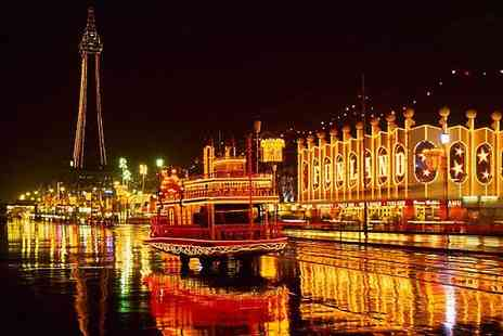 Long Eaton Hotel - Experience the delights of Blackpool with this 2 night break for two - Save 26%