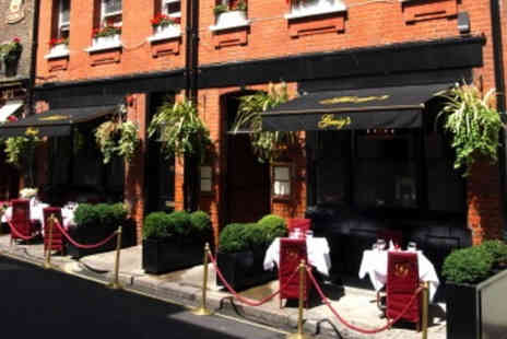 Greigs Restaurant - Two course meal side and a Champagne cocktail - Save 55%