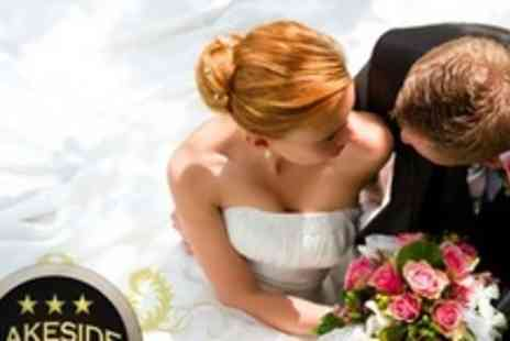 Lakeside Manor Hotel - Gold Wedding Package For 100 Guests - Save 62%