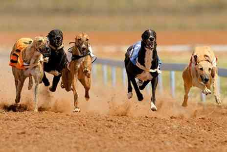 Henlow Racing - Greyhound Racing Night For Two With Meal and Racecard - Save 70%