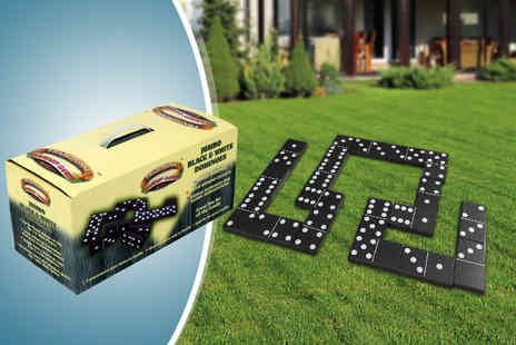 Traditional Garden Games - Garden games including lawn darts jumbo dominos giant ludo - Save 30%