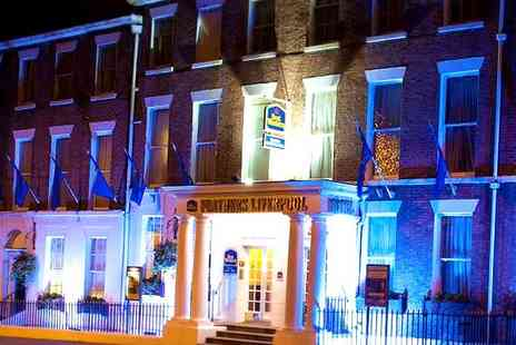 Feathers Hotel - Two Nights For Two People Including full English breakfast each morning - Save 21%