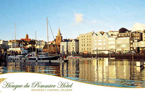 3 X Travel - Guernsey Wine and Dine Break - Save 27%