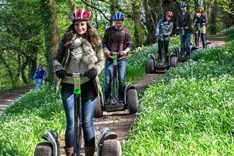 Adventure Segway - 75 Minute Tour - Save 51%