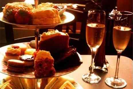 AM:PM - Afternoon Tea For Two - Save 64%