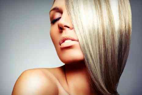 Charisma Hair & Beauty - Half or Full Head of Highlights With Cut Blow Dry and Treatment - Save 55%