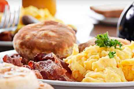 Toast Cafe Bar & Grill St Annes - All Day Breakfast With Coffee For Two - Save 58%