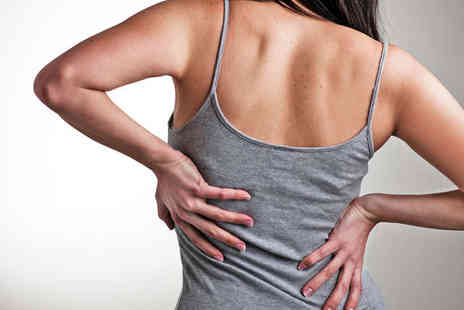 Welsh Clinic - Chiropractic Consultation and Treatment with Follow Up Treatment - Save 70%
