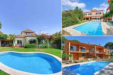 Solmar Villas - Seven nights self catering accommodation for up to six people  - Save 36%