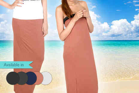 16 Sixty - Convertible maxi skirt dresschoose from 5 colours - Save 50%