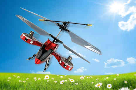 STO Racing Products - Avatar remote control helicopter - Save 82%
