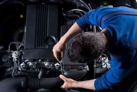 Chapmans Auto Centre - Car Service With Oil and Filter Change, Exterior Wash and Leather Clean Plus MOT - Save 83%