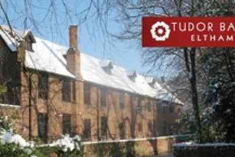Tudor Barn Eltham - Three Course Christmas Tudor Feast With Unlimited Drinks - Save 53%
