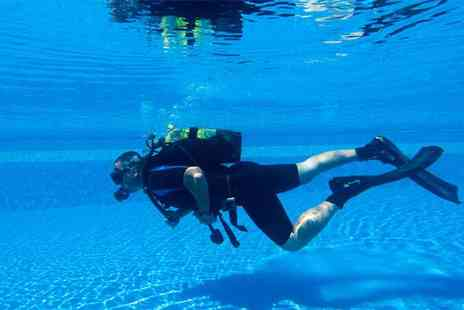 Dive Bunker - Two hour diving experience - Save 52%