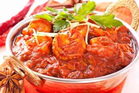 Royal Bengal - Two Course Indian Meal For Two - Save 59%
