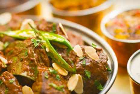 Spice Master - Two Course Indian Meal For Two - Save 54%