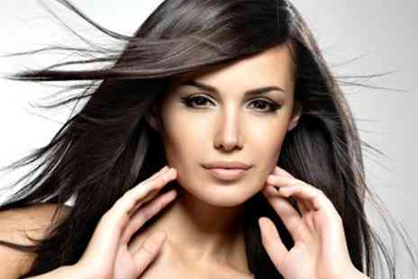 Cileste Hair & Beauty - Cut and Finish With Conditioning - Save 52%