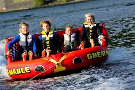 Crieff Hydro Hotel - Two Water Rides on Loch Earn Plus Barbecue - Save 50%