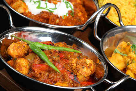 Al Tikka Grill - Main and Rice or Naan Each for Two People - Save 62%