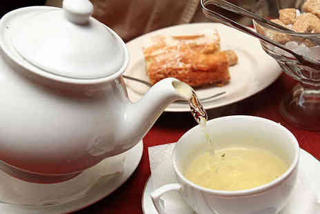 Jolyons at No. 10 - High Tea with Pink Prosecco for Two People - Save 52%