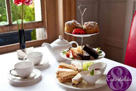 Cotswolds 88 Hotel - Sparkling Afternoon Tea for Two - Save 51%