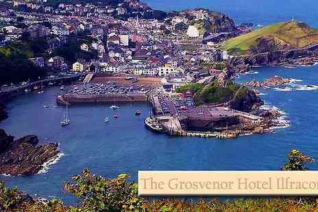 Grosvenor Hotel - Relaxing 2 Night break for two in idyllic Devon - Save 57%