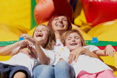 Bongo Bouncy Castles - Full day of bouncy castle hire - Save 55%