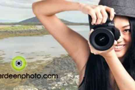 aberdeenphoto.com - Four Hour Photography Course - Save 88%