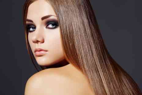 David Charles Hair - Keratin Conditioning Treatment With Cut and Finish - Save 80%