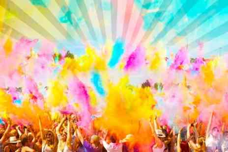 Holi One - Colour Festival Saturday Pass - Save 37%