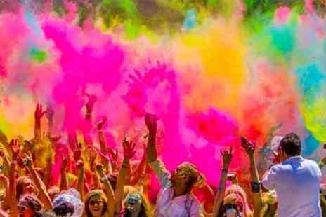 Sculpt Hair Gallery - HOLI ONE Colour Festival Saturday Pass With Colour Bags - Save 17%
