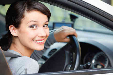 ABBA Driving School - Three One Hour Driving Lessons - Save 75%