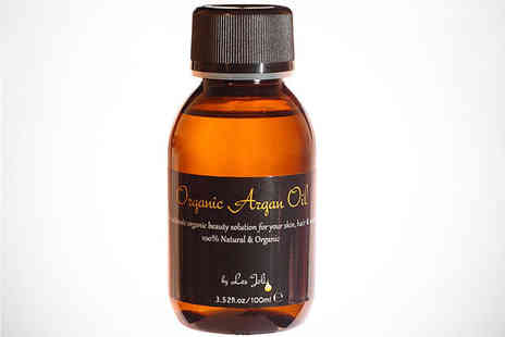 Les Joli - Moroccan Argan Oil - Save 53%