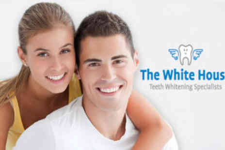 The White House - Beyond Power Advanced Laser Teeth Whitening Treatment - Save 53%