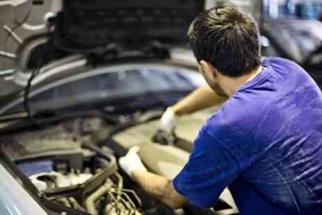 Cathedral Autocentre - 55 Point Car Check Including Oil and Filter Change Plus Fluid Top Ups - Save 79%