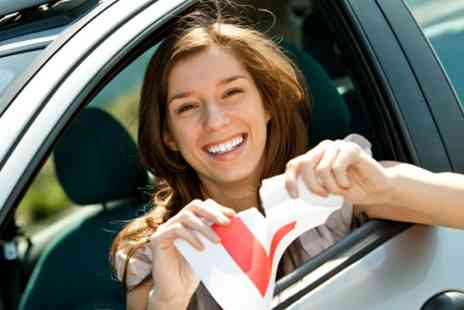 JT Driver Training - 3 Hours of Driving Lessons - Save 71%