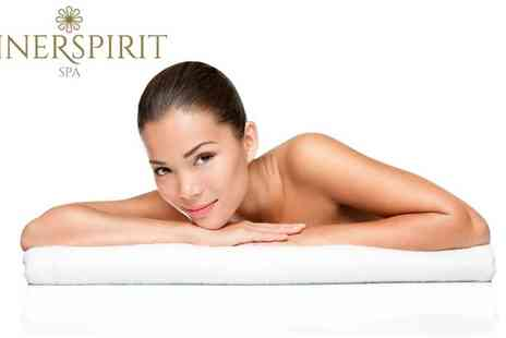 Innerspirit Holistic Hair - Swedish Massage Facial Manicure and Pedicure - Save 69%