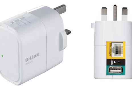 Ask Electronics - D Link Range Extender Wi Fi Connection Booster - Save 50%