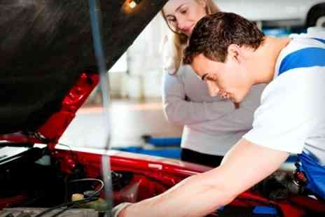 Cromptons Automotive - Oil and Filter Service With Diagnostic Checks - Save 77%