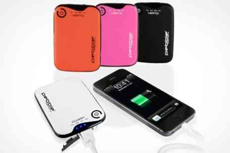 Dynergy - Pebble Verto Portable Charger in Choice of Colours - Save 54%