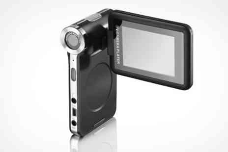 Deluxe Home Brands - Teknique 2.4 Inch Digital Video Camcorder - Save 73%