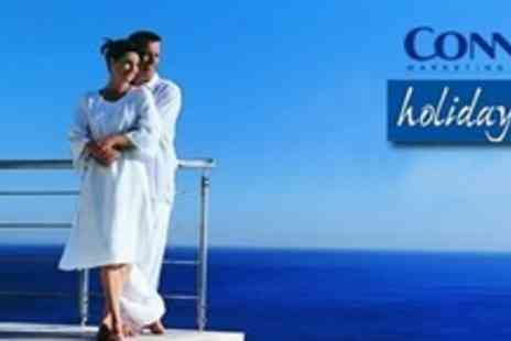 Holiday Plus - One Night Stay For Two - Save 50%