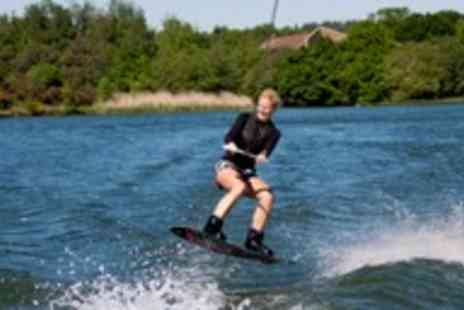 Quayside - One hour wakeboarding or waterskiing session - Save 69%