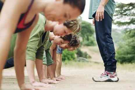 The Outdoor Fitness Company - Boot Camp One Months - Save 53%