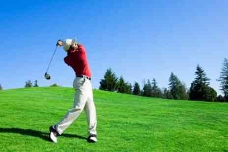 Palleg & Swansea Valley Golf Course - Day of Golf - Save 62%