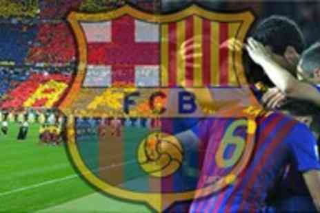 Matchday Hospitality - Selected Barcelona football weekends including hotel stay - Save 13%