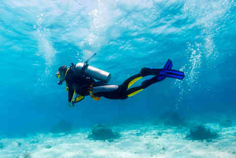 Try Dive Scuba - PADI Scuba Diving Open Water Diver Referral course - Save 72%
