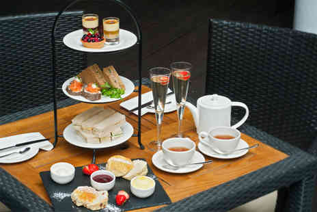 Thistle Hotel Plc - Afternoon tea for two - Save 52%