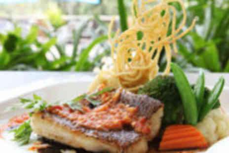 The Brasserie Fish and Grill - Seafood voucher - Save 60%